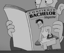 what is a confirmed bachelor