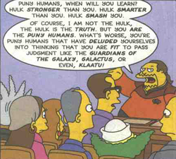 Simpsons Comics 39 CBG's opening statement 1.png