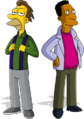 Tapped Out Lenny and Carl artwork.png