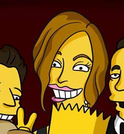 Julia Roberts - Wikisimpsons, the Simpsons Wiki