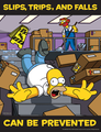 The Simpsons Safety Poster 15.png