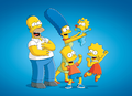 The Simpsons 30 Promo family.png
