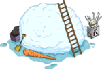 Tapped Out Pile of Snow.png