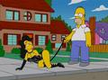 Homer walking Julia.png