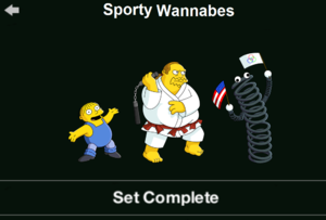 Sporty Wannabes