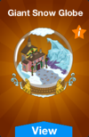 Tapped Out Giant Snow Globe Store Panel.png