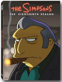 Season 18 Wikisimpsons The Simpsons Wiki