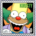 Bart Simpson 70 stamp.png