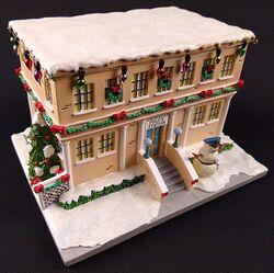 Simpsons Christmas Village Police Station.jpg