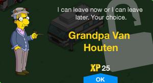 Grandpa Van Houten Unlock.png