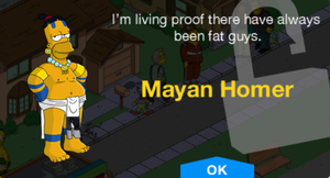 Tapped Out Mayan Homer New Character.png