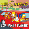 The Simpsons 2014 Family Planner.png
