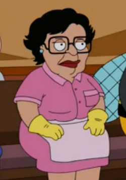 consuela wikisimpsons the simpsons wiki
