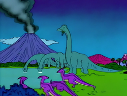 Dinosaurs (Treehouse of Horror V).png