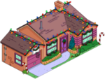 Tapped Out Orange House decorated.png