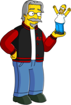 "Matt Groening/""Simpsorama"""