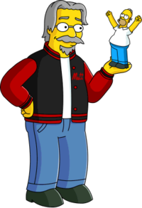 Tapped Out Matt Groening.png
