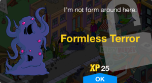 Formless Terror Unlock.png