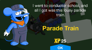 Parade Train Unlock.png