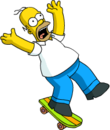 Tapped Out Homer Jump Springfield Gorge.png