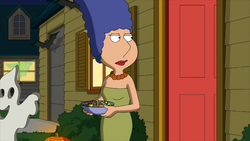 Family Guy Lois Halloween Marge.png