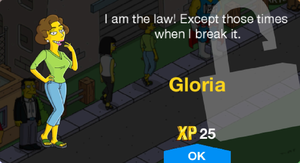 Gloria Unlock.png