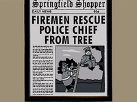 Shopper Firemen Rescue Police Chief From Tree.png