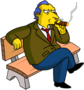 Tapped Out Roger Myers Jr. Relax With a Cigar.png