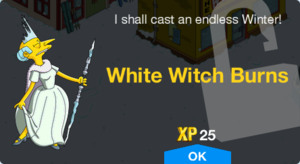 White Witch Burns Unlock.png