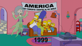 Them, Robot couch gag 1999.png
