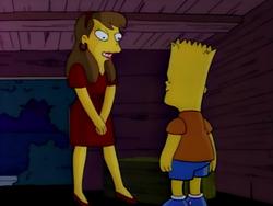 Simpsons New Kid