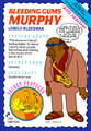 Postcard 1990-Bleeding Gums Murphy.png