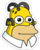 Tapped Out Anime Homer Icon.png