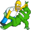 Tapped Out Grumple Fight Homer.png