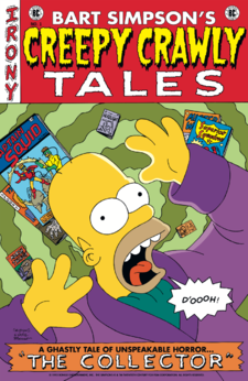 "Bart Simpson's Creepy Crawly Tales- ""The Collector"".png"
