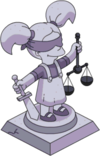 Tapped Out Little lady of justice.png
