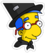 Tapped Out Magic Act Milhouse Icon.png