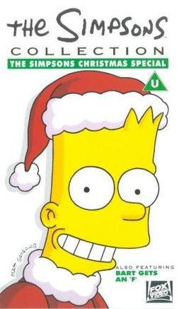 Christmas Simpsons.The Simpsons Collection The Simpsons Christmas Special