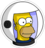 Tapped Out Deep Space Homer Icon.png