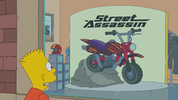 Bart looking at the dirt bike.png