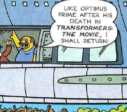 Transformers - Wikisimpsons, the Simpsons Wiki