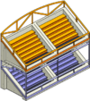 Grey Double Bleachers.png