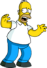 Tapped Out Barbarian Chase Homer with an Axe2.png