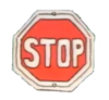 Homer's Odyssey - stop sign.png