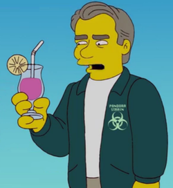 Treat Williams - Wikisimpsons, the Simpsons Wiki