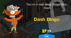 Dash Dingo Unlock.png