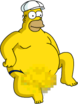 Tapped Out HomerKingSize Let it all hang out at the beach.png
