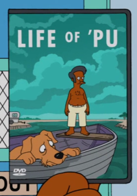 Life of 39 pu wikisimpsons the simpsons wiki for Life of pi wiki