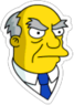 Tapped Out Mr. Costington Icon.png