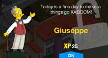 Tapped Out Giuseppe Granfinali New Character.png